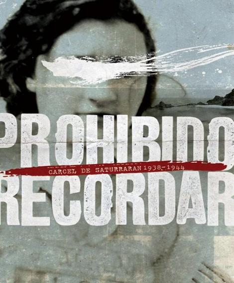 Debekatuta dago oroitzea dokumentala, bihar, Galdakaoko Torrezabal kultur etxean