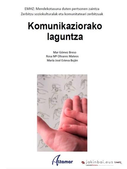 'Komunikaziorako laguntza': Lanbide Heziketarako ikasmaterial berria euskaraz