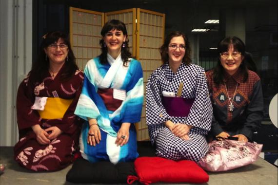 Rakugo: ipuin kontalaritza japoniarra, euskaratuta