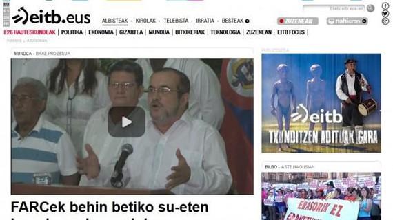 """EiTBk weba aldatu du: """"Diseinu garbiagoa eta albisteen aldeko apustua"""""""