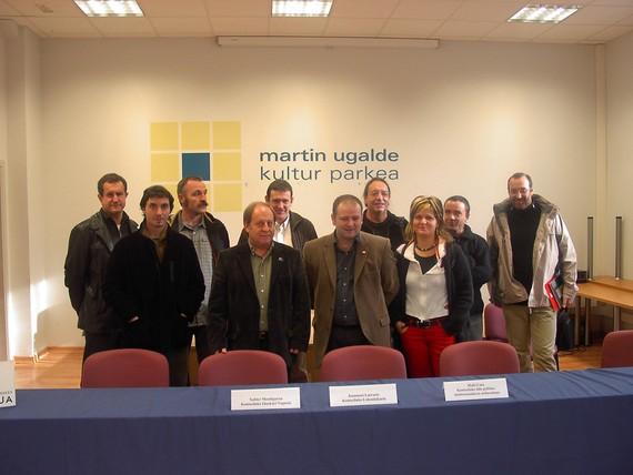 Kontseilua: Euskadiko Estatutu Berriaren Proposamenak euskararen gainean dioena ez da nahikoa