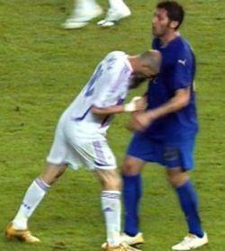 Zidaneren azken burukada