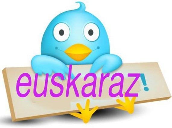 Twitter euskarara itzultzeko aukera ireki dute