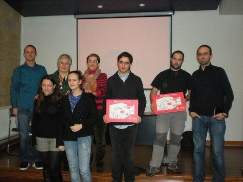 Bilblogari sariketako irabazleak: Hamahiru, Aldiri, Euskaltzale 2.0 eta Kap-Nere