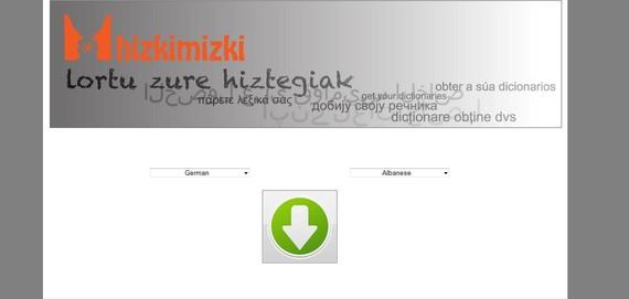 Topaguneak hizkimizki.com webgunea jarri du martxan