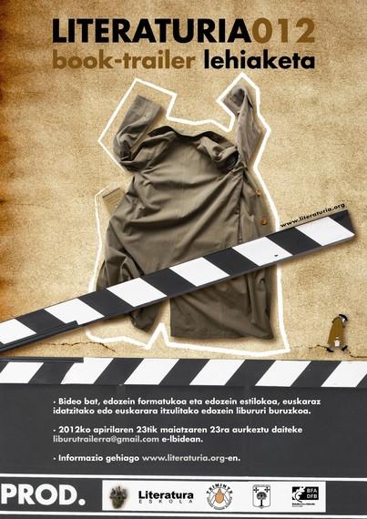 Book-trailer lehiaketa