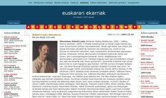 Euskarari ekarriak: Munduko literaturatik euskarara itzulitako lanen bilduma