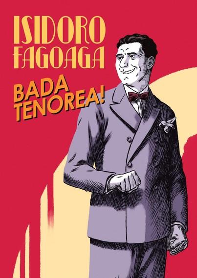 Berako Isidoro Fagoaga tenorearen bizitza komikian