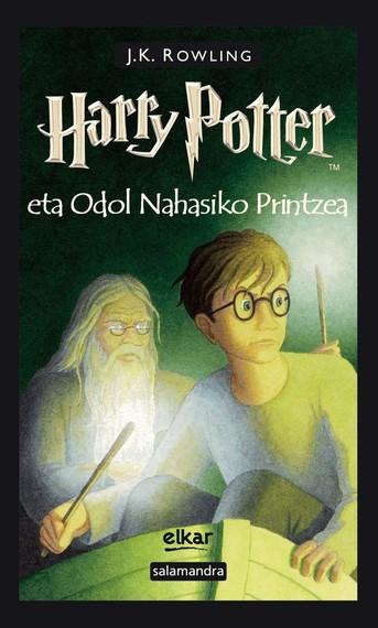Harry Potterren 6. atala, asteartean liburudendetan