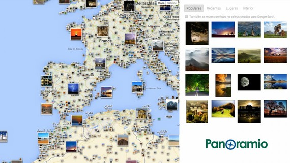 Panoramio itxiko du Googlek azaroan