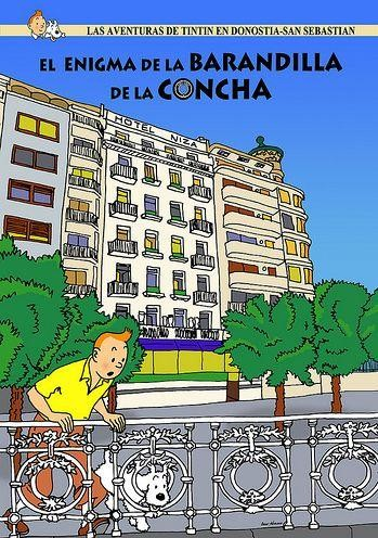 Tintinen abenturak Donostian