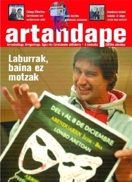 ARTANDAPE, Herri aldizkari berria Hego Uriben