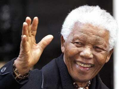 Nelson Mandela hil da