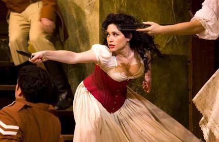 'Carmen' opera, urriaren 23an Arrasaten