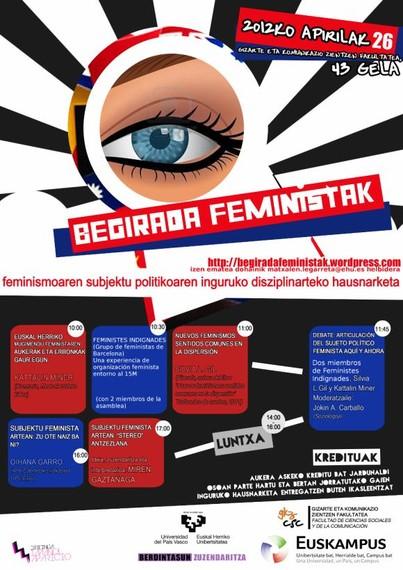 Begirada feministak, feminismoaren subjektu politikoaz