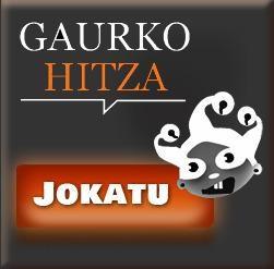 Hiztegia landu nahi? 'Gaurko Hitza' jokoa abian da!