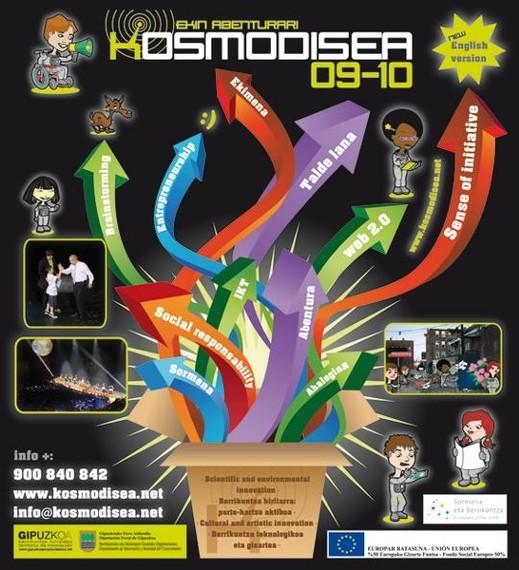 Kosmodisea 09-10, ekin gurekin !