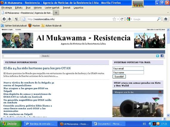 Al Jazeera-ren kontrakoa: Al Mukawama