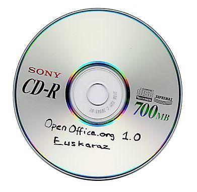 OpenOffice, ofimatika programa oso eta euskalduna, Dooteoren banaketari esker kalean