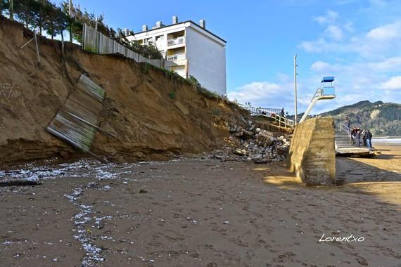 Iñurritza biotopoa (Zarautz): Golfa ala duna?