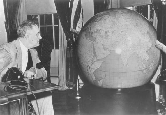 Roosevelt planetari begira