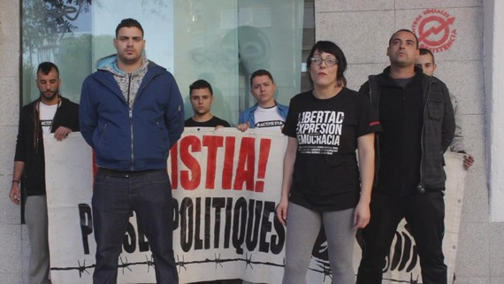 Hamabi rapero epaitzen ari da Espainiako Auzitegi Nazionala abestien letrengatik