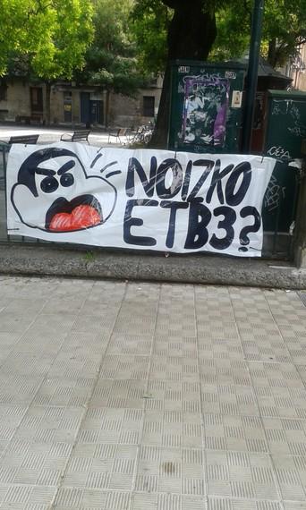ETB3-ren alde ekiteko garaia