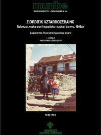 """""""Ziorditik Uztarrozeraino"""", dialektologoentzako altxor handi bat"""