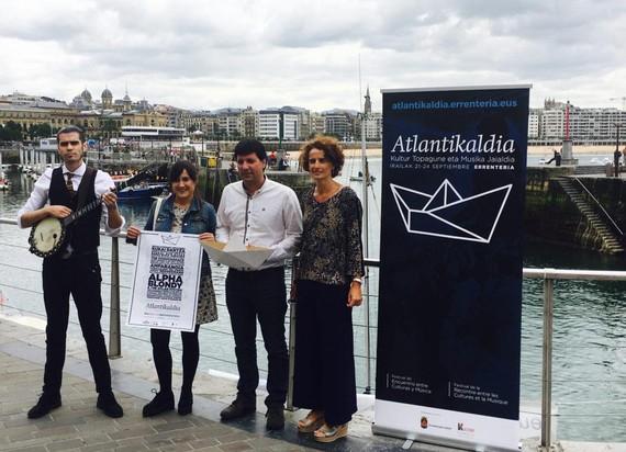 Kultur lehorreratze itzela dakar Atlantikaldiaren laugarren edizioak