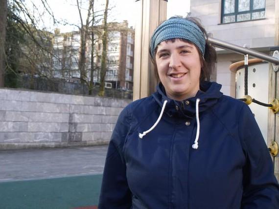 """Nerea Madariaga (Kilometroak 2016): """"Haurren beharretara egokituko den espazioa nahi dugu"""""""