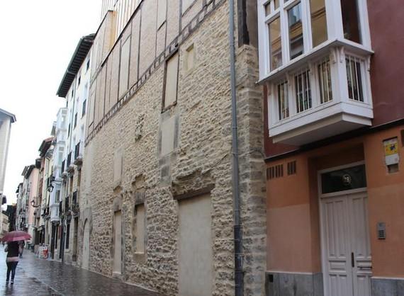 Ruiz de Bergara jauregiak hartuko du Gasteiz Antzokia eta Euskararen Etxea