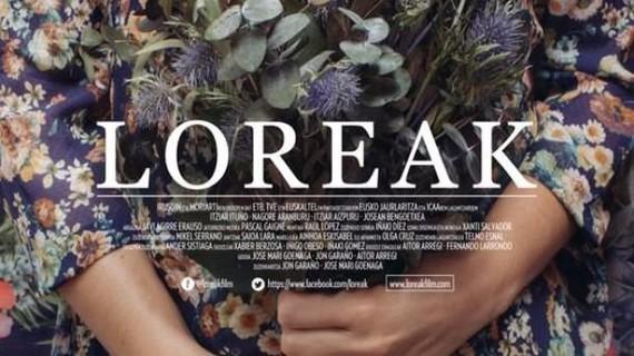 'Loreak', Oscarretan lehiatzeko bidean