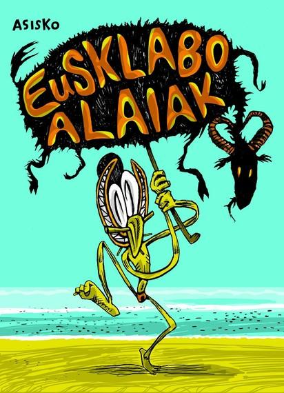 """""""Eusklabo alaiak"""", Asiskoren komiki berria"""