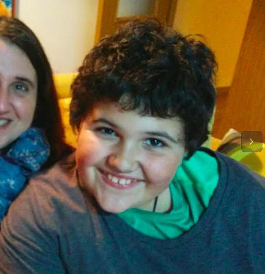 Autismoa duen pertsona baten ama naiz