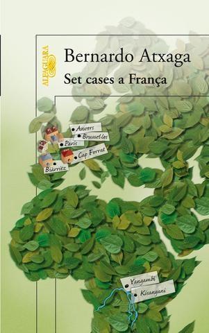 Zazpi etxe Frantzian, Atxagaren eleberri berria