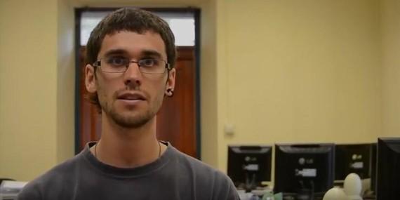"""Iñigo Lopez Gazpio: """"Arduinoren filosofia """"zuk zeuk egin"""" planteamenduarekin bat dator"""""""