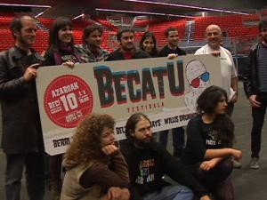 Euskal musikaren topaleku izan zen Becatu jaialdia