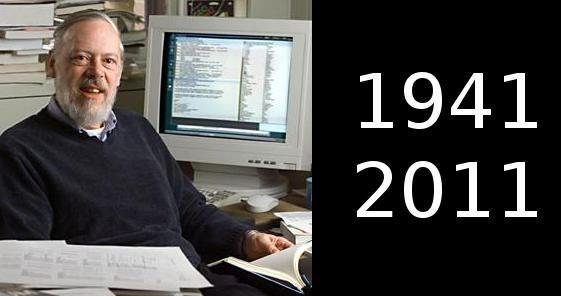 Dennis Ritchie Unix eta C hizkuntzaren sortzailea hil egin da