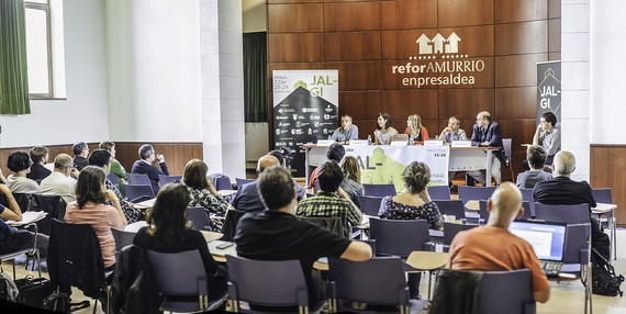 JALGI jardunaldietako bideoak sarean: Euskal kultur sorkuntzaren komunikazioa eta transmisioa