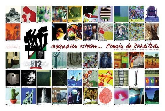 """""""Arte 1512"""" ataria"""