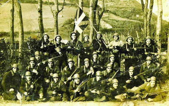 80 urte Kandido Saseta komandantea hil zutela