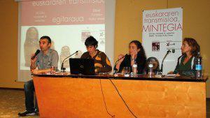 Euskal Herri osoko 70 lagun arituko dira transmisioari buruzko mintegian