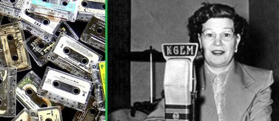 'Basque Radio Program' euskal irratsaio historikoa digitalizatzeko lanetan ari da Boiseko Euskal Museoa