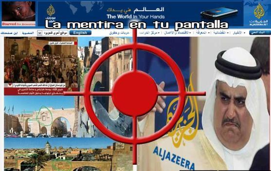 Al Jazeera, informazio objektiboen iturria izatetik eskandaluzko manipulazioen mezularia izatera