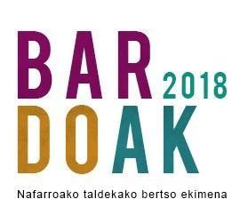 Bardoak 2018: taldekako bertsolaritza Nafarroan