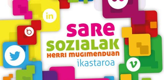 Sare sozialei eta herri komunikazioari buruzko ikastaroa Iruñean