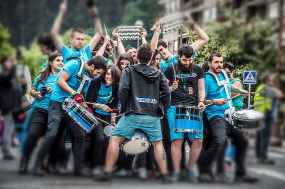 Badator Euskal Herriko Batukaden Topaketa, aurten Zornotzan!