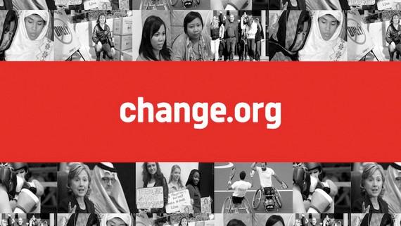 Change.org: Big Dataren negozioa