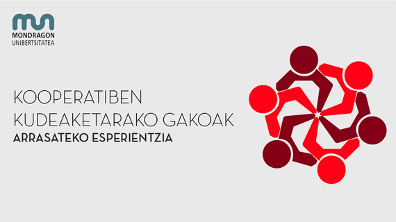 MOOC kurtsoa: 'Kooperatiben kudeaketarako gakoak: Arrasateko esperientzia'