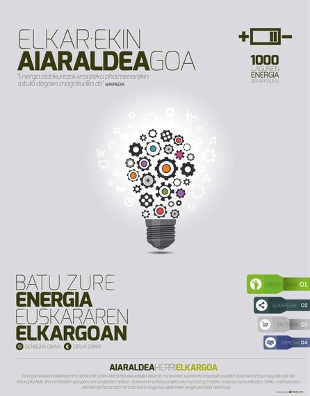 Aiaraldea Herri Elkargoa: Zure energia batzeko prest?